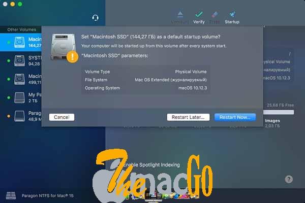 Paragon NTFS 15-5 mac dmg full version themacgo