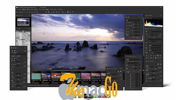 SILKYPIX Developer Studio Pro 10 for mac free download themacgo