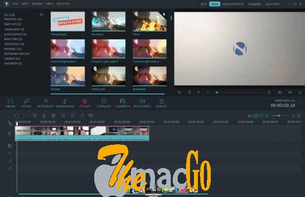 Wondershare Filmora 9.3 for mac free download themacgo