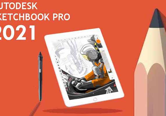 Autodesk SketchBook Pro 2021 dmg for mac themacgo