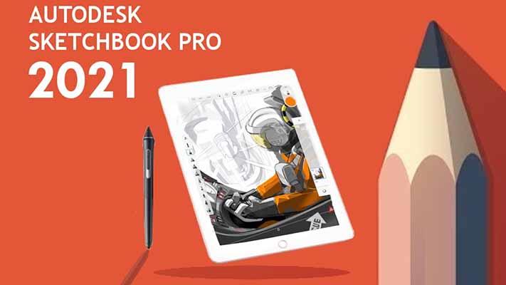 Autodesk SketchBook Pro 2021 dmg for mac themacgo