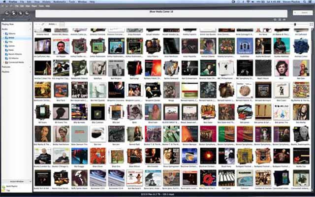 JRiver Media Center 25 for mac free download themacgo