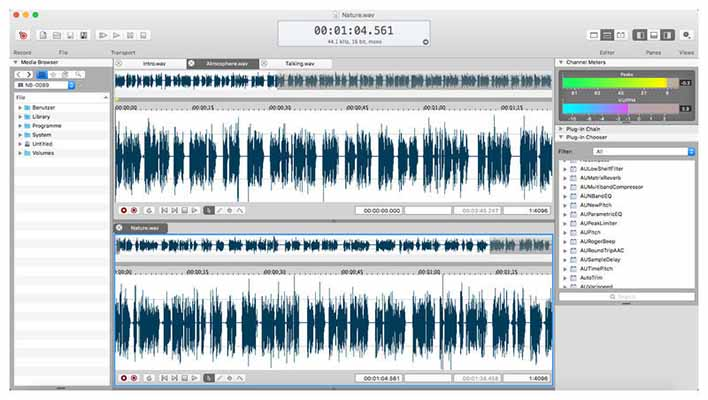MAGIX SOUND FORGE Pro Suite 13 for mac free download themacgo