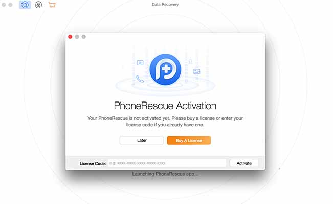 PhoneRescue for Androind 4 for mac free download themacgo