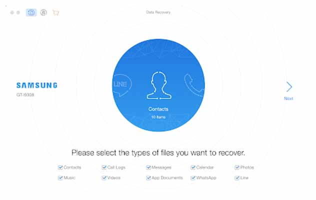 PhoneRescue for Androind 4 mac dmg full version themacgo