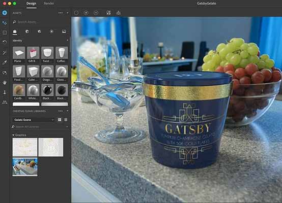 Adobe Dimension 2020 for mac free download themacgo