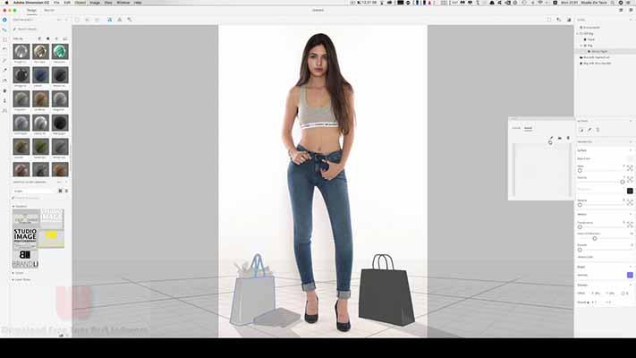 Adobe Dimension 2020 mac dmg full version themacgo