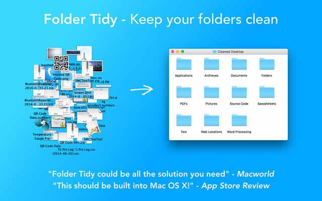 Folder Tidy 2_8 mac dmg full version themacgo