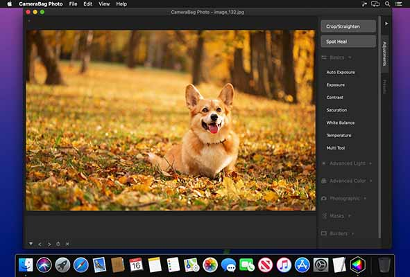 Nevercenter CameraBag Photo 2020 for mac free download themacgo