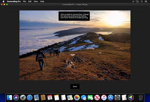 Nevercenter CameraBag Pro 2020 mac dmg full version themacgo