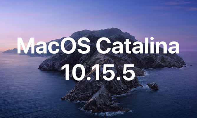 macOS Catalina 10.15.5 Download DMG File Direct Link themacgo