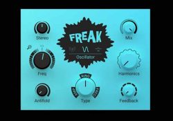 Native Instruments Freak 1_1_0 dmg for mac themacgo