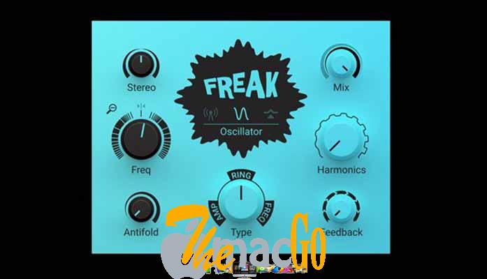 Native Instruments Freak 1_1_0 dmg for mac themacgo