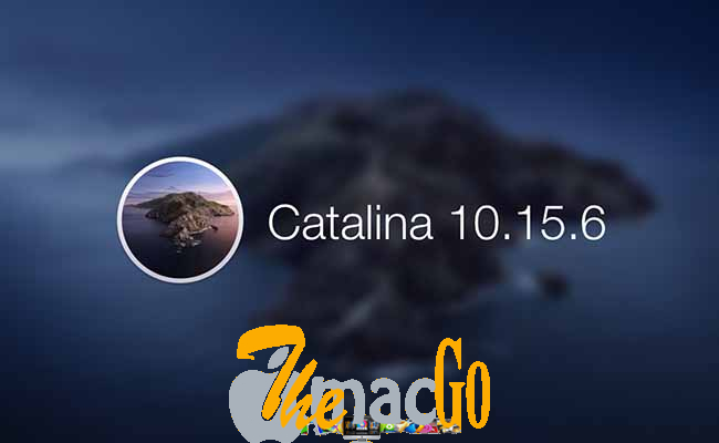 macOS Catalina 10.15.6 dmg for mac themacgo