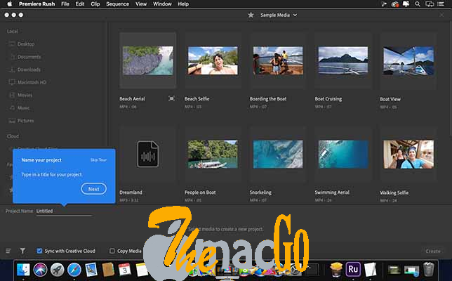 Adobe Premiere Rush v1_5_25 for mac free download themacgo