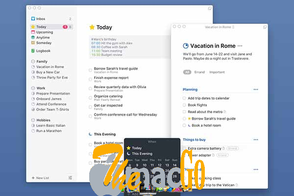Things 3_12_6 mac dmg full version themacgo