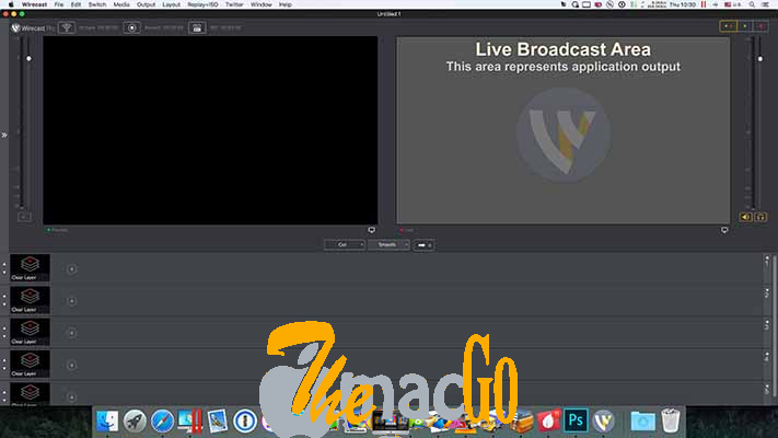 Wirecast Pro 13_1_3 for mac free download themacgo