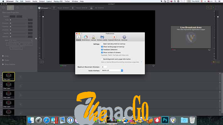 Wirecast Pro 13_1_3 mac dmg full version themacgo