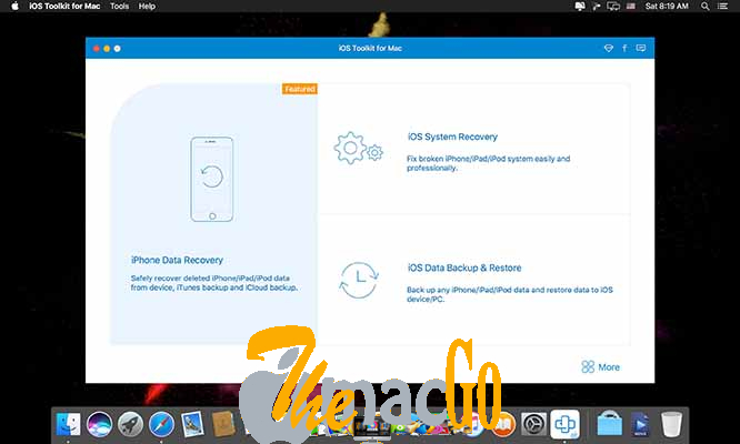 AnyMP4 iOS Toolkit 9_0_36 for mac free download themacgo