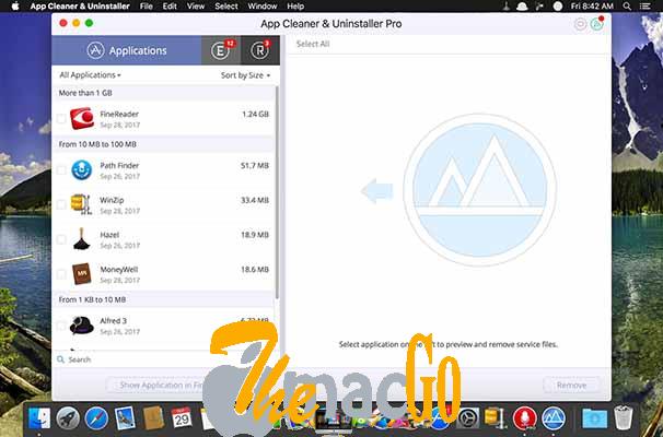 App Cleaner & Uninstaller PRO 7_1 mac dmg full version themacgo