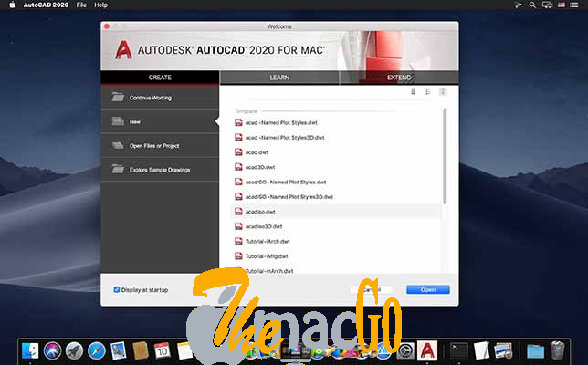 Autodesk AutoCAD 2020_2 for mac free download themacgo
