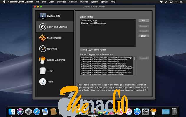 Catalina Cache Cleaner 15_0_5 mac dmg full version themacgo