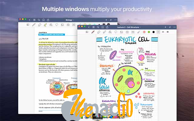 GoodNotes 5_4_42 for mac free download themacgo