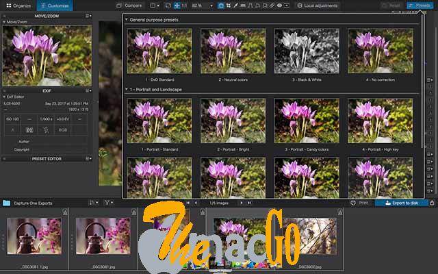DxO PhotoLab 4 ELITE Edition 4_0 for mac free download themacgo