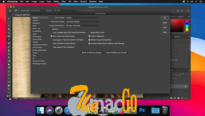 Adobe Photoshop 2021 v22_0_1 + Neural Filters for mac free download themacgo