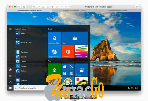 VMware Fusion Pro 12_1_0 mac dmg full version themacgo
