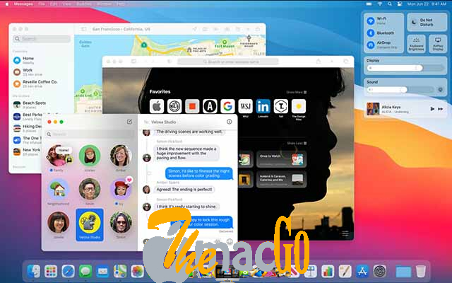 Big Sur 11_1 20C69 for mac free download themacgo
