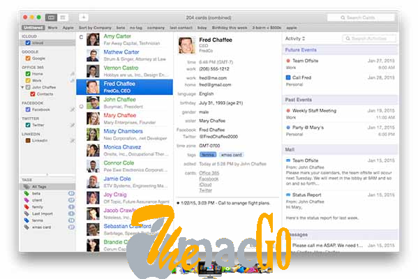BusyContacts 1_5_1 for mac free download themacgo