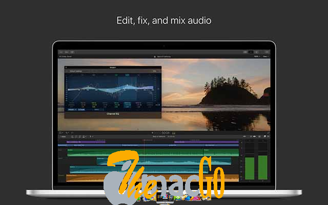Final Cut Pro 10.5.1 free download themacgo