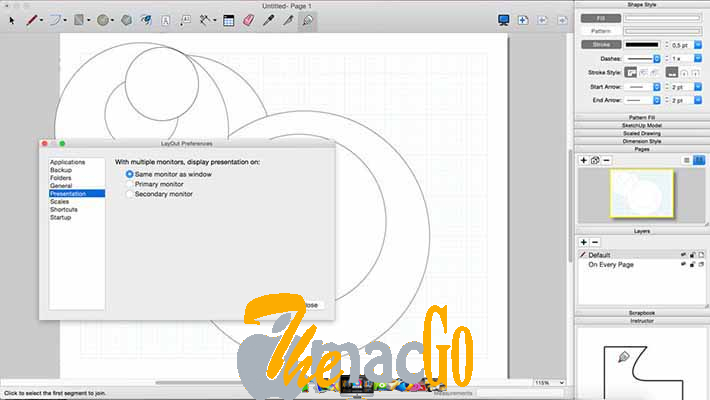 SketchUp Pro 2021_1_v21_0 for mac free download themacgo
