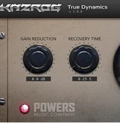 Kazrog True Dynamics v1_1_0 for mac themacgo