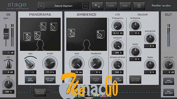 Fiedler Audio Stage v1_1 for mac free download themacgo