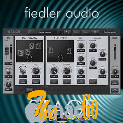 Fiedler Audio Stage v1_1 mac dmg full version themacgo