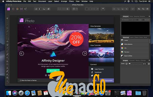 Affinity Photo Beta 1_9_2 for mac free download themacgo