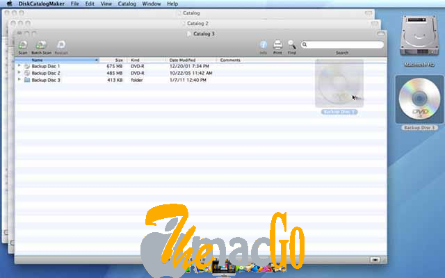 DiskCatalogMaker 8_3_4 mac dmg full version themacgo