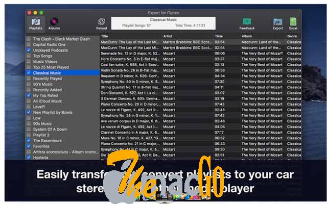 Export for iTunes 2_3_7mac dmg full version themacgo