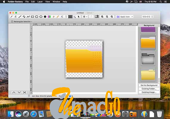 Folder-Factory 5_9_1 mac dmg full version themacgo