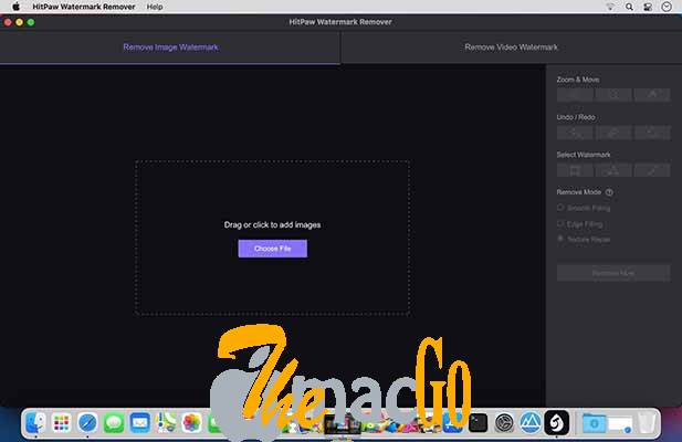 HitPaw Watermark Remover 1_1_0 for mac free download themacgo