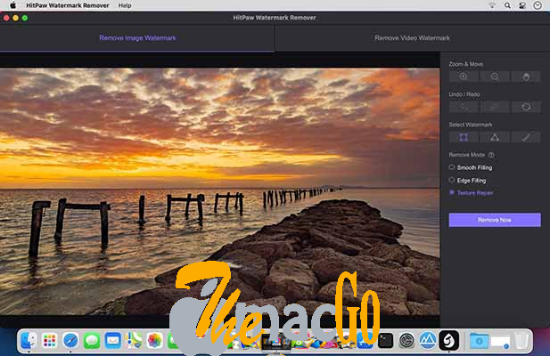 HitPaw Watermark Remover 1_1_0 mac dmg full version themacgo