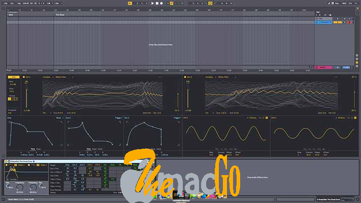 Ableton Live 10 Suite v10_1_4 for mac free download themacgo