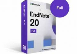 EndNote 20 Build 16480 dmg for mac themacgo