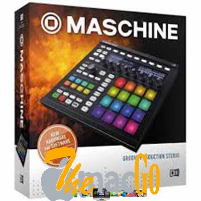 Native Instruments Maschine 2 v2_14 dmg for mac themacgo