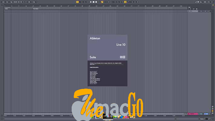 Ableton Live Suite 11_0_10 mac dmg full version themacgo