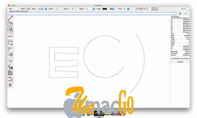 CADintosh X 8_6_3 mac dmg full version themacgo