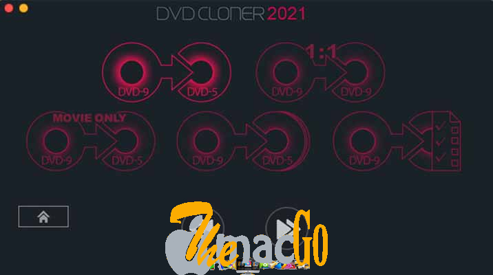 DVD-Cloner 2021 gold v8_30 for mac free download themacgo