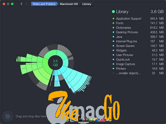 DaisyDisk 4_21_2 for mac free download themacgo